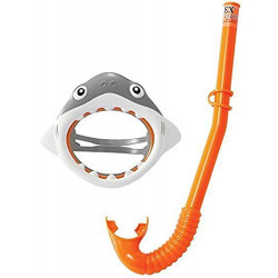 Intex - Shark Fun Set , Ages 3-8