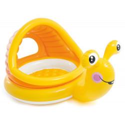 حمام سباحة للأطفال بظل حلزون كسول من ماركة انتكس ، 57 × 40 بوصة