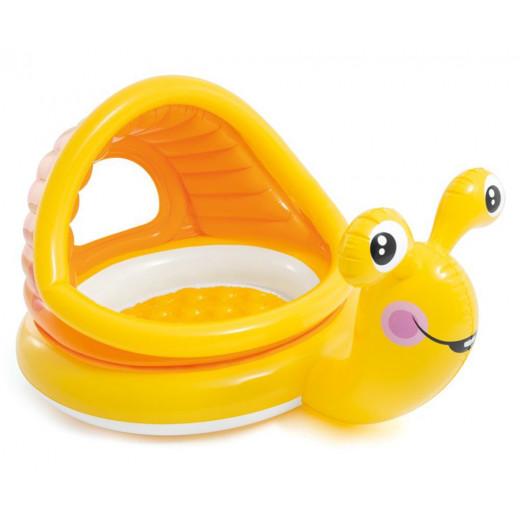 """Intex - Lazy Snail Shade Baby Pool, 57"""" x 40"""""""
