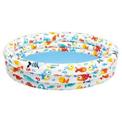 Intex - Fishbowl Pool - Multi-Color