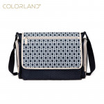 Colorland Java Baby Backpack for Mother, Navy Blue
