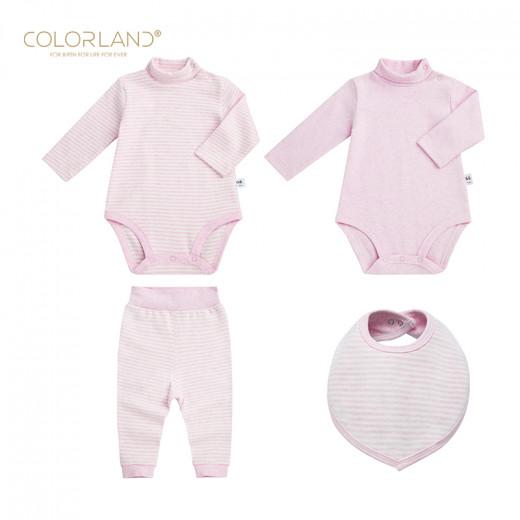 Colorland - 4 Pieces Set - 6-9 Months