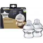 Tommee Tippee Closer to Nature Bottles X2, 150ml