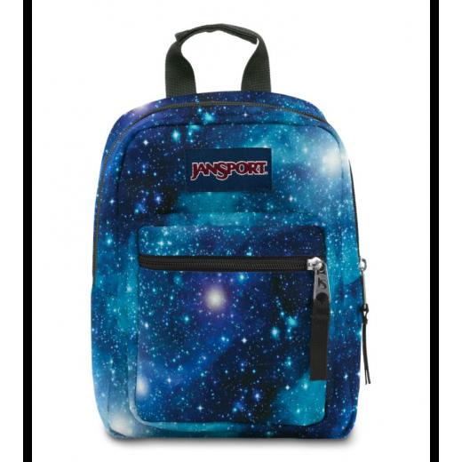 JanSport Big Break Galaxy Color Backpack , 28cm, Space Blue