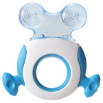 Tommee Tippee Closer to Nature Teether (Stage 2) +4 months, Blue