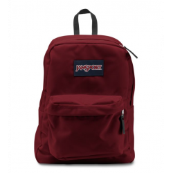 Jansport Superbreak Backpack, Viking Red