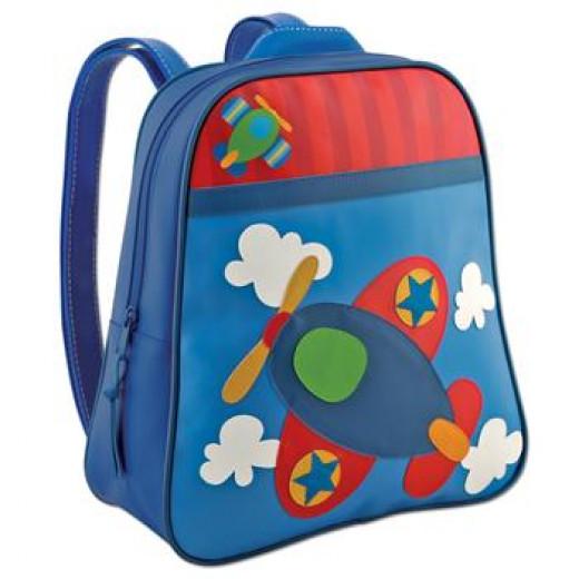 Stephen Joseph Go Go Bag Airplane 33 cm
