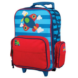 Stephen Joseph Rolling Backpack Airplane 45 cm