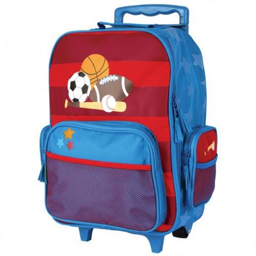 Stephen Joseph Rolling Backpack Sports 45 cm