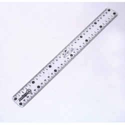 Amigo Invisible Ruler, 30 cm
