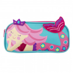 Stephen joseph Pencil Pouch Mermaid