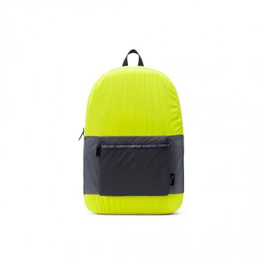 Herschel Packable Daypack  Color: Sulfurspng/Oliv