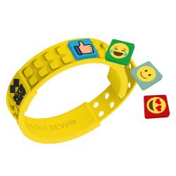 Pixie Crew Pixel Bracelet Yellow 65-piece