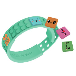 Pixie Friendship Wristband-Kawaii/Turquoise