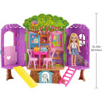 Barbie Chelsea Treehouse  Portable Playset