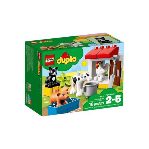 LEGO Duplo: Farm Animals