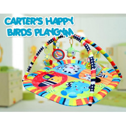 Carter's Happy Birds Baby Activity Playgym