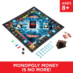 Hasbro - Monopoly Game Ultimate Banking Edition