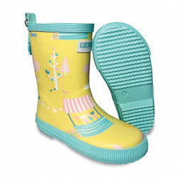 Penny Scallan Gumboot Tall Park Life, Size 28