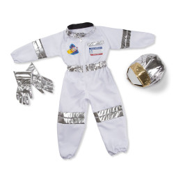 Melissa & Doug Astronaut Role Play Costume Set, 3-6 years