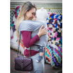 Chicco Baby Wrap Carrier 'sweet Hug' Red