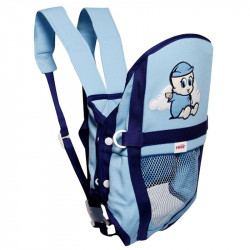 Farlin Baby Cuddler, Blue