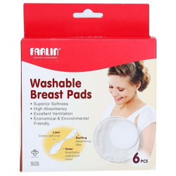 Farlin Washable Breast Pads