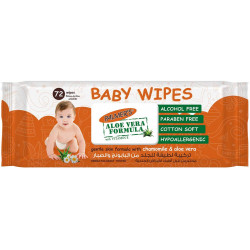 Palmer's Baby Wipes Flow, 72 wipes per pack