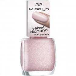 Misslyn Velvet Diamond Nail Polish No. 32 Sugary