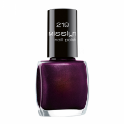 Misslyn Nail Polish No. 219