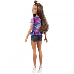 Barbie Fashionistas 112 Short Jean And Blouse Hello