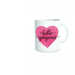 Dumyah Hello Gorgeous Mug