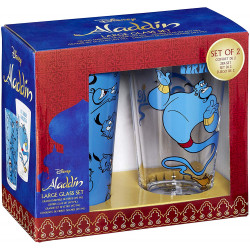 Funko Aladdin Large Glass Set 473ml, One Size - At Your Service