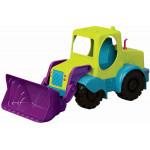 "B. Toys – Loadie Loader 18"" Sand Truck – Excavator Toy Truck"