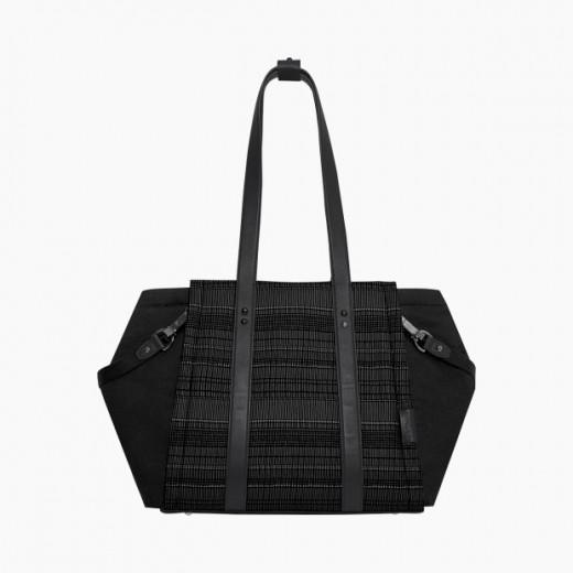 حقيبة يد للحفاضات باللون الأسود من هاي لاين سكيب هوب