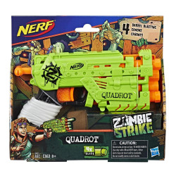 Nerf- 30-Piece Alpha Strike Lynx SD-1 and Stinger SD-1 Multi-Pack