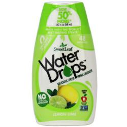 SweetLeaf Water Enhancer Lemon Lime Drops 48ml