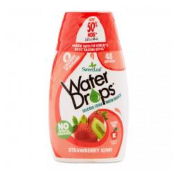 SweetLeaf Water Enhancer Strawberry Kiwi Drops 48m