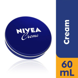 Nivea Skin Moisturizer Cream, Pocket Size, 60 ml