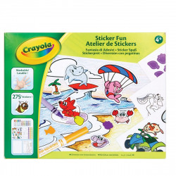 Crayola Sticker Kit - Art and Hobby