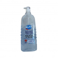 Alfa Antiseptic Hand Gel, 500 ml