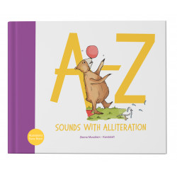 Blooming Books, A-Z Sounds with Alliteration
