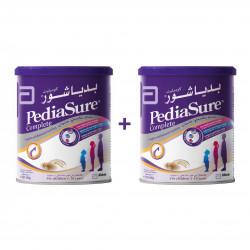 Pediasure Complete Nutrition Milk Powder 400G - Chocolate X2 Tins