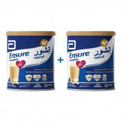Abbott, Ensure - Vanilla Powder 400g ( 2 Tins Free Delivery Offer)
