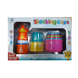 Stacking Cups 11 Pieces