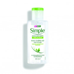 Simple Kind to Eyes , Eye Makeup Remover, 125 ml