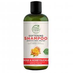 Petal Fresh, Pure, Softening Shampoo, Rose & Honeysuckle, 16 fl oz (475 ml)