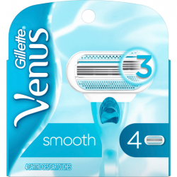 Gillette Venus Cartridges - 4 Pack