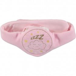 BabyJem Cherry Core Filled Belt, Pink