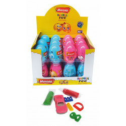 Heroes Dough, Large Surprise Egg, Assortment Colors